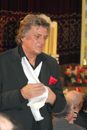 Florin Piersic, despre umorul maestrului Gheorghe Dinica