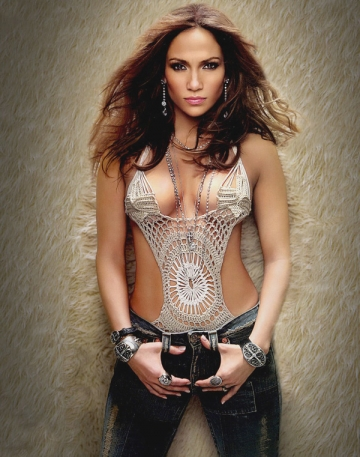 Jennifer Lopez, amenintata cu un film sexy de fostul sot