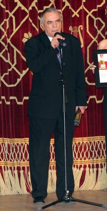 Nicolae Manolescu, reales presedinte al Uniunii Scriitorilor