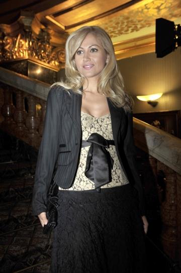 "Anamaria Ferentz, actrita ""nesemnificativa"" in filmul lui Radu Mihaileanu"