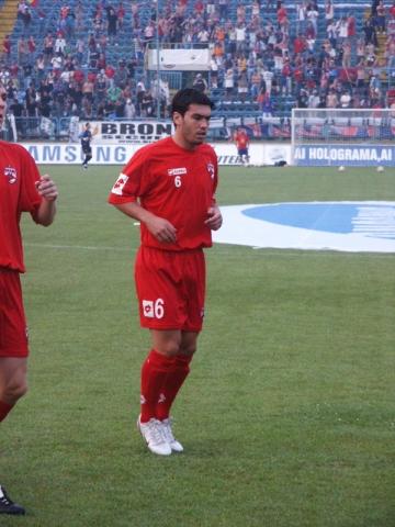 Andrei Margaritescu s-a intors la Dinamo