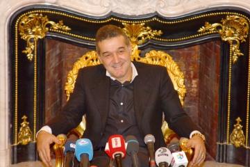 Gigi Becali il vrea in Ghencea pe Mihai Costea