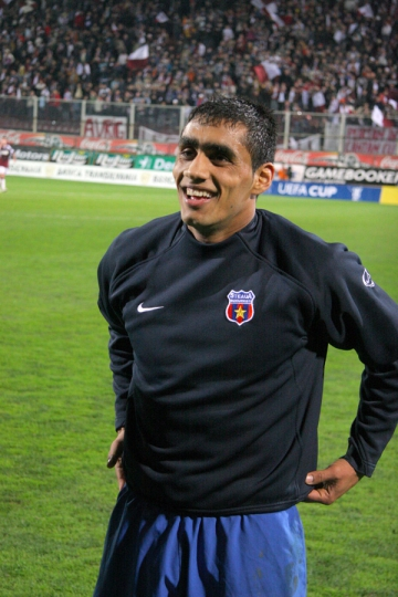 Banel, al doilea in topul celor mai scumpi jucatori de la Steaua