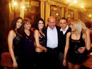 "Trupa Brown Sugar, ""botezata"" de Traian Basescu"