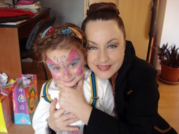 S-a nascut cea de-a treia nepotica a Mariei Dragomiroiu