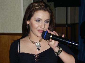 Alina Sorescu se dedica muzicii