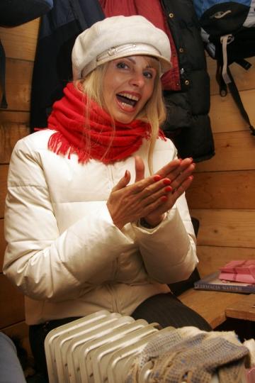Anastasia Lazariuc asociaza primavara cu iesirea din criza