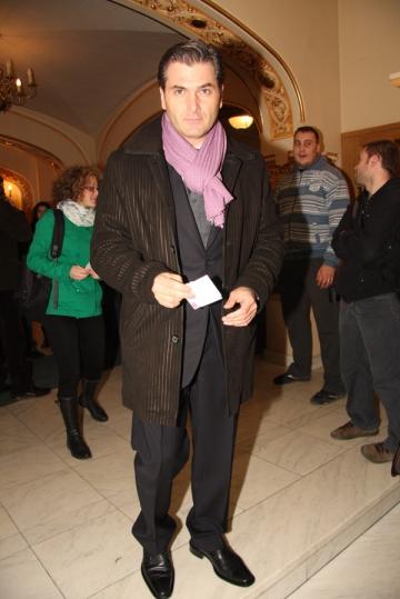 Mircea Radu cucerit de cantareata Sharona Alperin