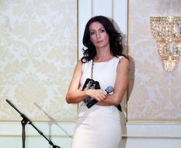 "Mihaela Radulescu a prezentat ""Historia de un amor"""