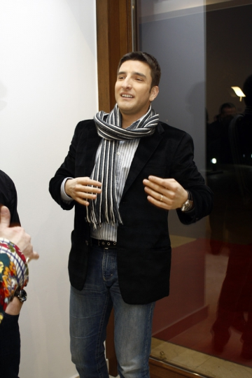 Silviu Biris, un tatic model