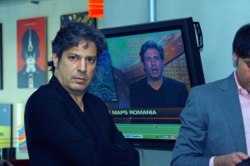 Francezul Nicolas Don a lansat TeleNews