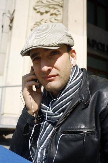Silviu Biris, un actor grabit