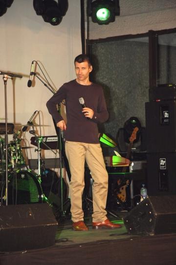 """Trupa Sarmalele Reci in concertul """"Rock pentru viata"""""""