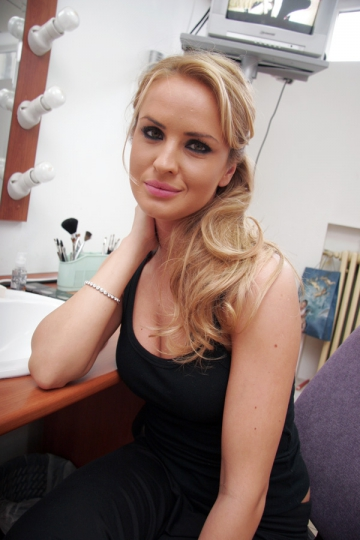 Diana Munteanu isi mai doreste un copil