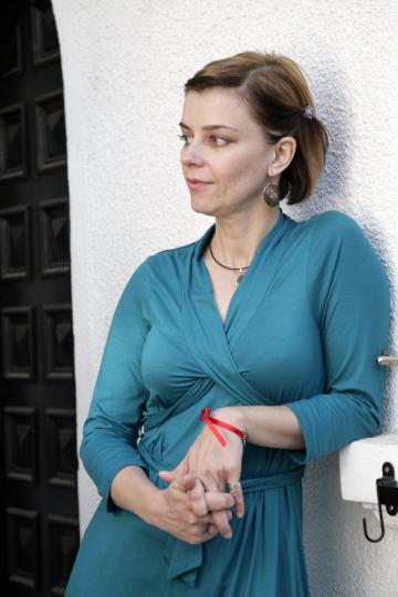 Gianina Corondan isi cauta inspiratia in America de Sud