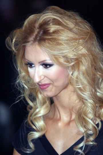 Andreea Balan, prietena cu Andra, dar in conflict cu Maruta