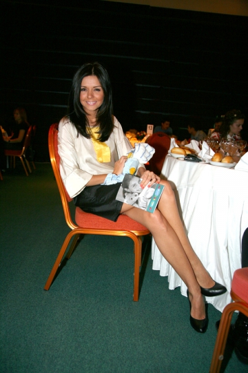 Albertinei Ionescu nu-i plac petrecerile mondene
