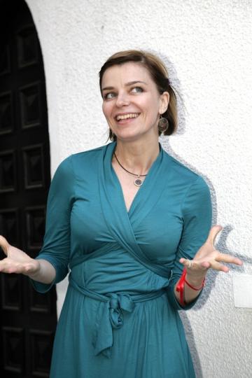 Gianina Corondan face turul Europei in zece zile