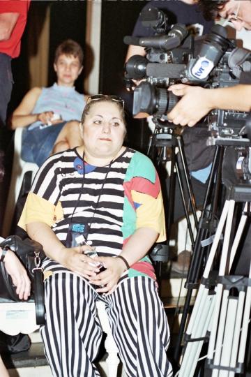 Marinela Chelaru refuza sa se mai trateze in spitale