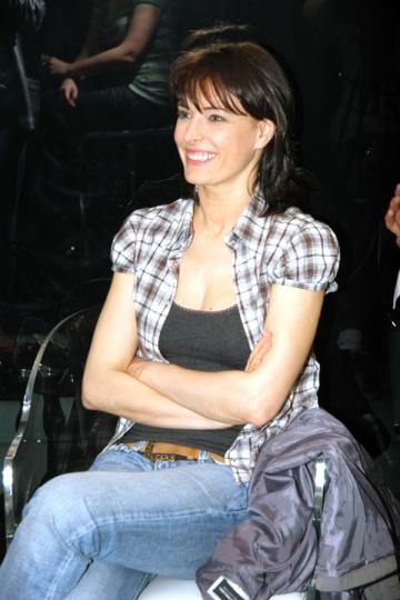 Monica Davidescu, coafata de Alexandra Velniciuc