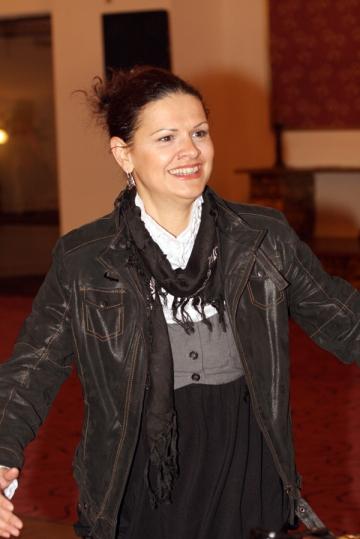 Maria Buza merge la SPA doar in strainatate