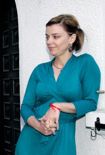 Gianina Corondan nu renunta la rock
