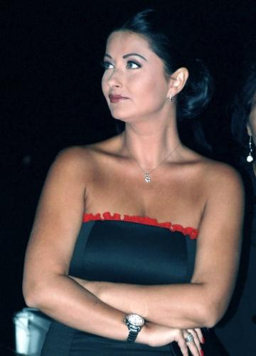 Gabriela Cristea a renuntat la fumat