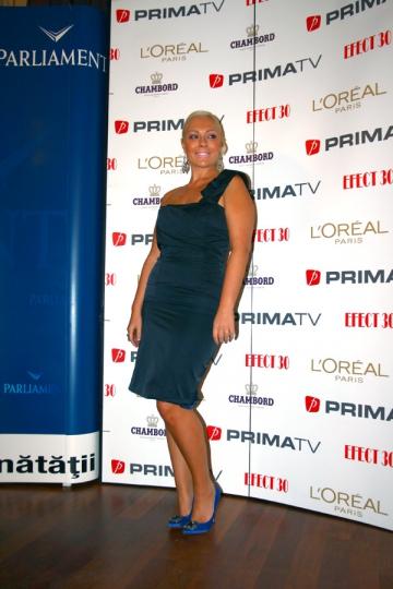 Giulia Nahmany isi doreste trei copii