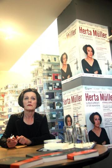 Dan Negru crede ca Herta Muller nu a fost mediatizata suficient