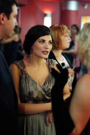 Ioana Ginghina, nostalgica dupa Gheorghe Dinica