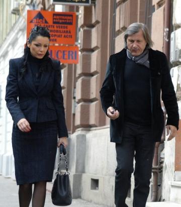 Ilie Nastase, alaturi de iubita la ultima infatisare in procesul de divort