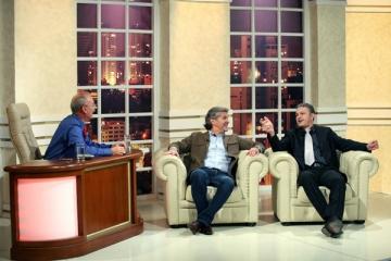 """Dan Bittman se intalneste cu Gigi Becali la """"Serviciul Roman de Comedie"""""""