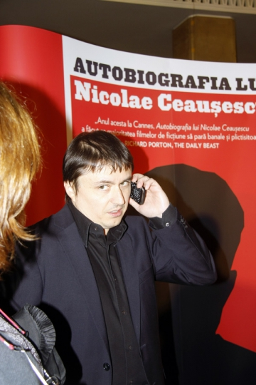 """Cristian Mungiu, impresionat de """"Autobiografia lui Nicolae Ceausescu"""""""