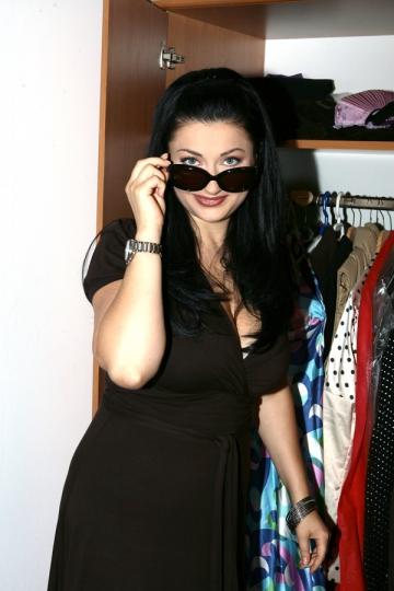 Gabriela Cristea pregateste un videoclip muzical