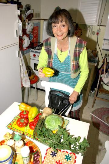 "Marina Voica: ""Mi se pare complicat sa aleg o bucatareasa"""