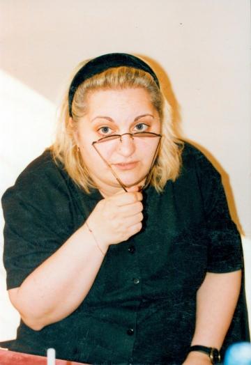 Marinela Chelaru, trista ca nu poate juca in noua piesa de teatru