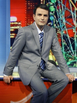 "Lucian Mandruta: ""Mi-e dor de casa in prima ora de cand ajung undeva"""