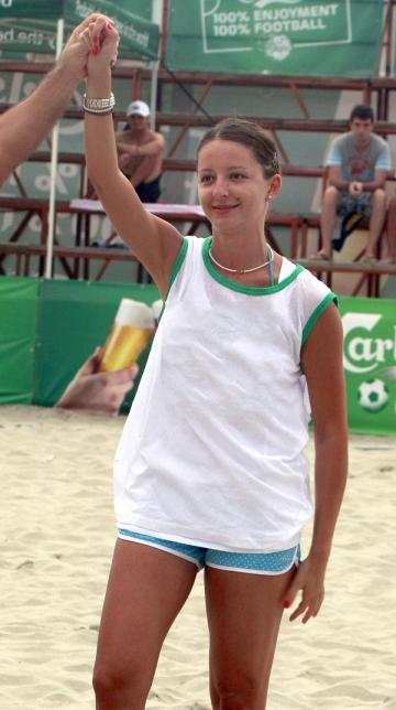 "Ana Maria Branza: ""Aceasta medalie nu trebuie sa ne dea aripi"""