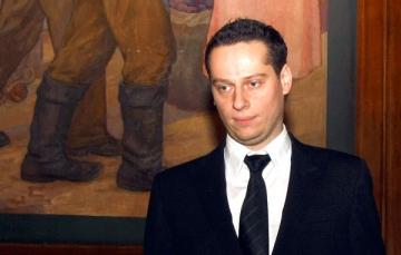 "Andrei Hrebenciuc s-a inspirat din ""Lebada neagra"""