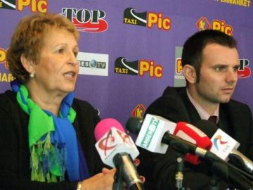 """Gica Dobrin: """"Prin mine, Gicu a revenit la FC Arges"""""""
