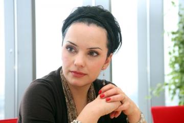 Magda Vasiliu, o mama dedicata si grijulie