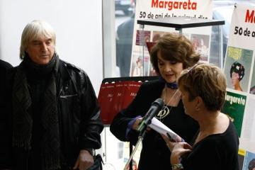 """Titus Andrei: """"Margareta Paslaru poate fi o buna ziarista"""""""