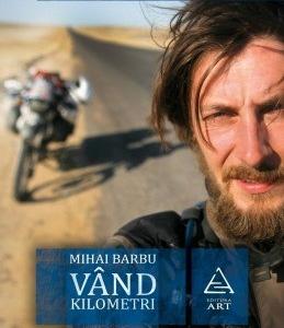 "Joi, Mihai Barbu si Editura ART lanseaza ""Vand kilometri"""