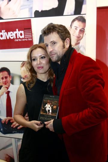 Monica Vlad a primit o verigheta cadou de la Bote