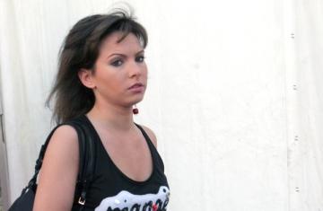 Elena Voineag si-a vandut cainele rasa chow-chow cu 500 de euro