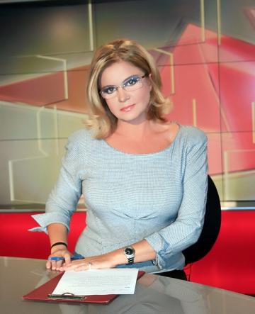 "Cristina Topescu si ""Voluntar in lumea celor singuri"", la Prima TV"