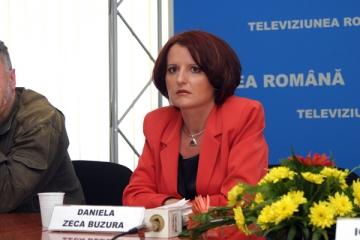 Daniela Zeca, invitata lui Horia-Roman Patapievici