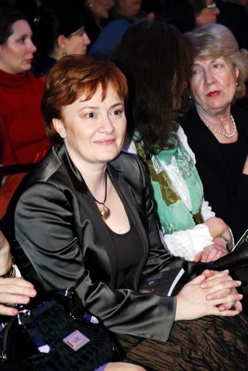 Liliana Ghervasuc Minca a luat potul cel mare la un spectacol caritabil