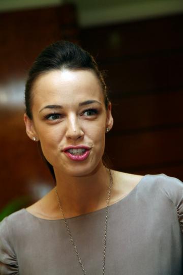 Andreea Raicu a aflat povestea diamantelor