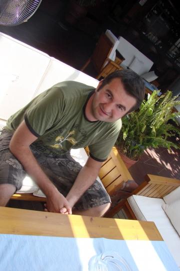 """Razvan Marc: """"Am avut noroc toata viata"""""""